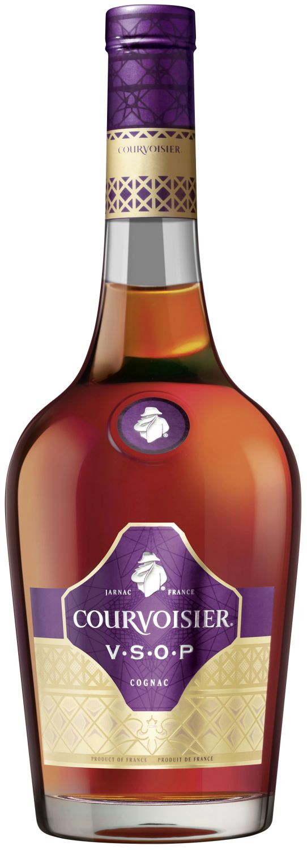 Courvoisier - Cognac VSOP - 40% Vol. 0,70 l