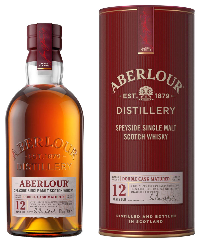 Aberlour 12 Jahre - Single Highland Malt Whisky - 40% Vol.  0,70 l
