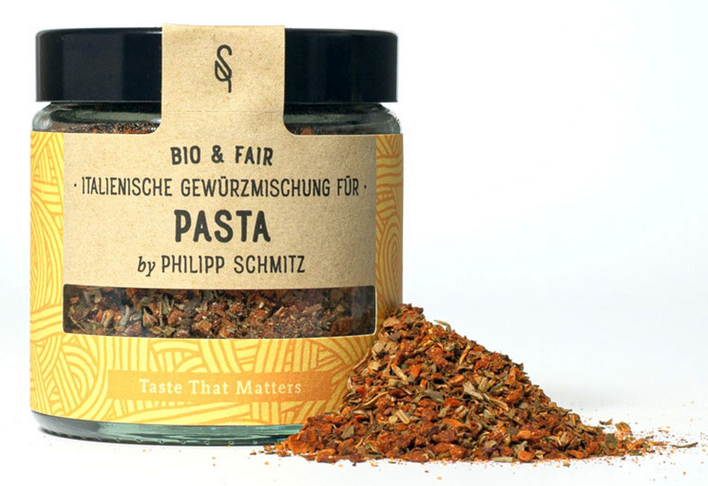 Pasta - Bio Gewürzmischung 40g - SoulSpice