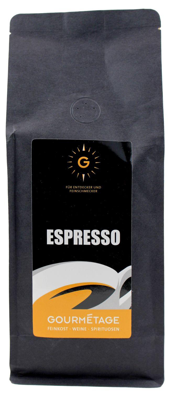 Gourmetage - Espresso Bohnen 500g