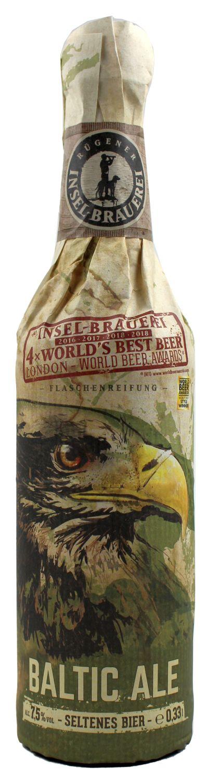 Baltic Ale - Rügener Insel-Brauerei, Rambin - 7,5% Vol.   0,33 l