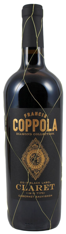 Claret Coppola - Diamond Collection - Kalifornien  0,75 l