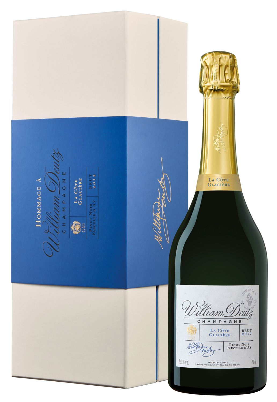 Deutz Hommage Cote Glaciere - Champagne Deutz - 0,75 l