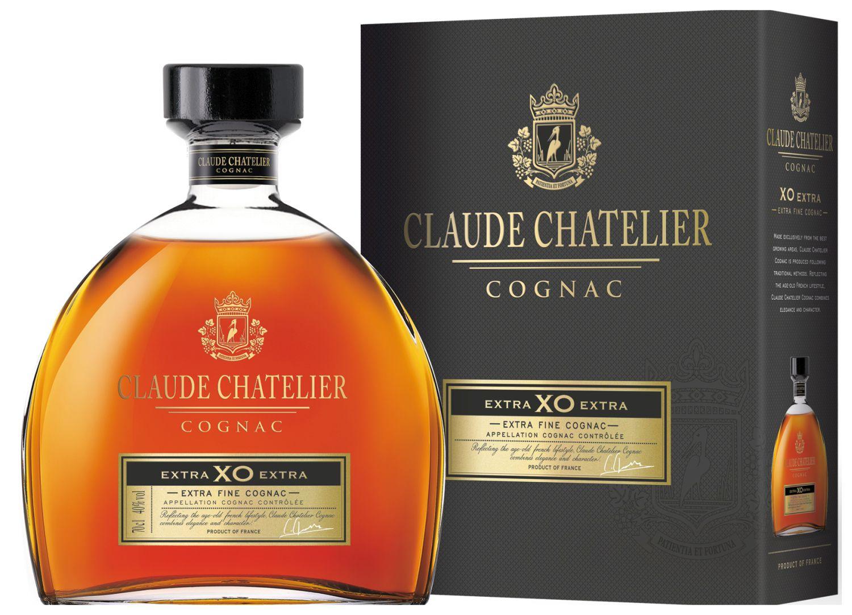 Claude Chatelier XO - Cognac - 40% Vol. 0,70 l