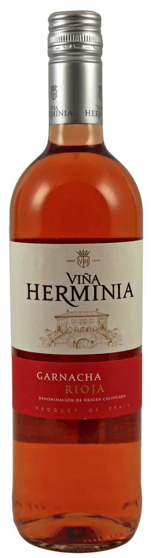 Rioja Rosado - Vina Herminia - 0,75 l