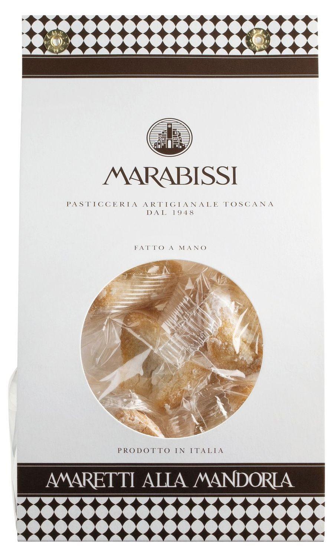 Amaretti al Mandorla - Mandelmakronen 180g - Vicenzi
