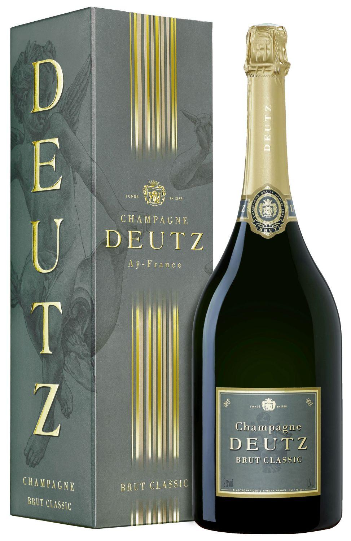 Champagner Deutz - Brut Classic - Magnum  1,50 l