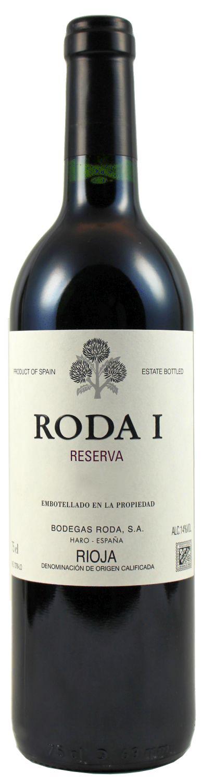Roda 1 - Rioja Reserva - Bodegas Roda 0,75 l