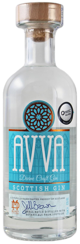 AVVA Gin - Celtic Gin Collection - Schottland Speyside 43% Vol.  0,70 l