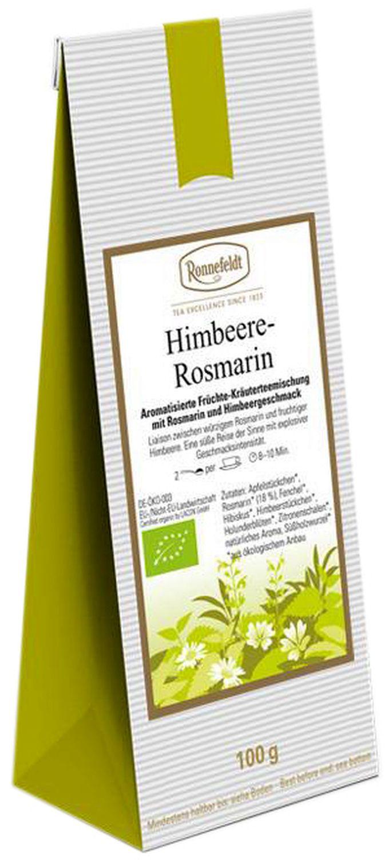 Himbeere Rosmarin - Früchte u. Kräuterteemischung - Ronnefeldt 100g