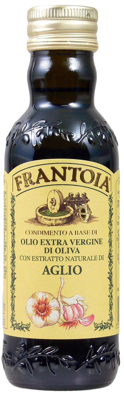 Olio extra vergine di Oliva Aglio - Frantoia 250 ml - Sizilien