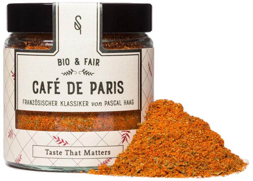 Cafe de Paris - Bio Gewürzmischung 50g - SoulSpice