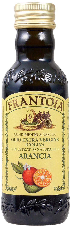 Olio Extra vergine di Oliva Arancia - Frantoia 250 ml - Sizilien