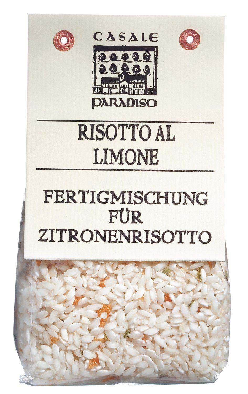 Risotto al Limone - Risotto mit Zitrone 300g - Casale Paradiso, Italien