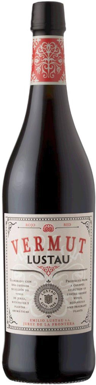 Lustau Vermut Red - Jerez de la Frontera - 15% Vol. 0,75 l