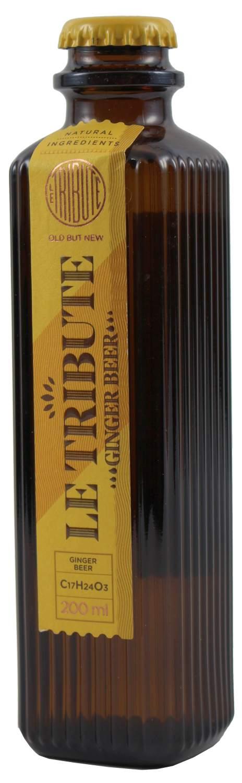 Le Tribute - Ginger Beer 0,20 l - Barcelona, Spanien
