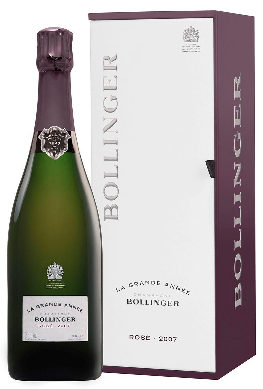 Bollinger Grande Annee Rose - Champagner - 0,75 l