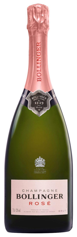 Bollinger Rose - Champagner - 0,75 l