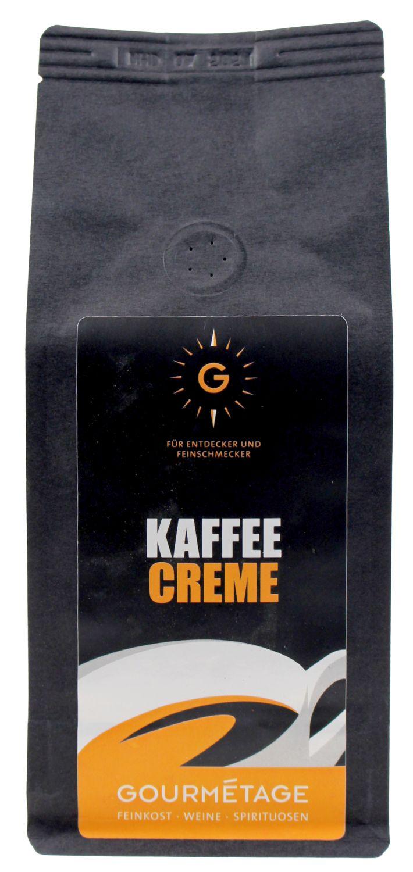 Gourmetage - Kaffee Creme Bohnen 250g