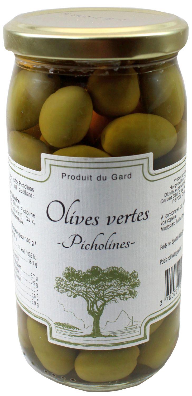 "Grüne Oliven ""Picholines"" - 350g - Frankreich"