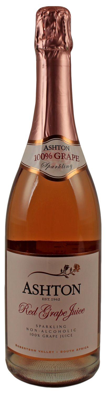 Traubensaft Ashton Kelder - alkoholfrei 0,75l - Ashton Kelder Winery