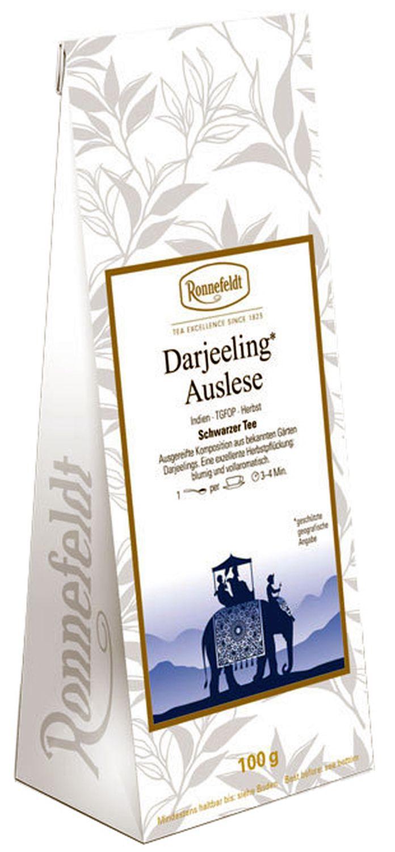 Darjeeling Auslese - schwarzer Tee - Ronnefeldt 100g