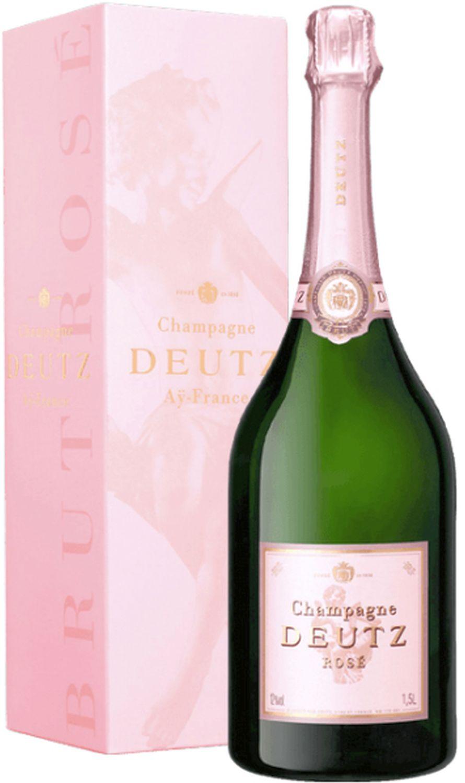 Champagner Deutz - Rose Brut - Magnum  1,50 l