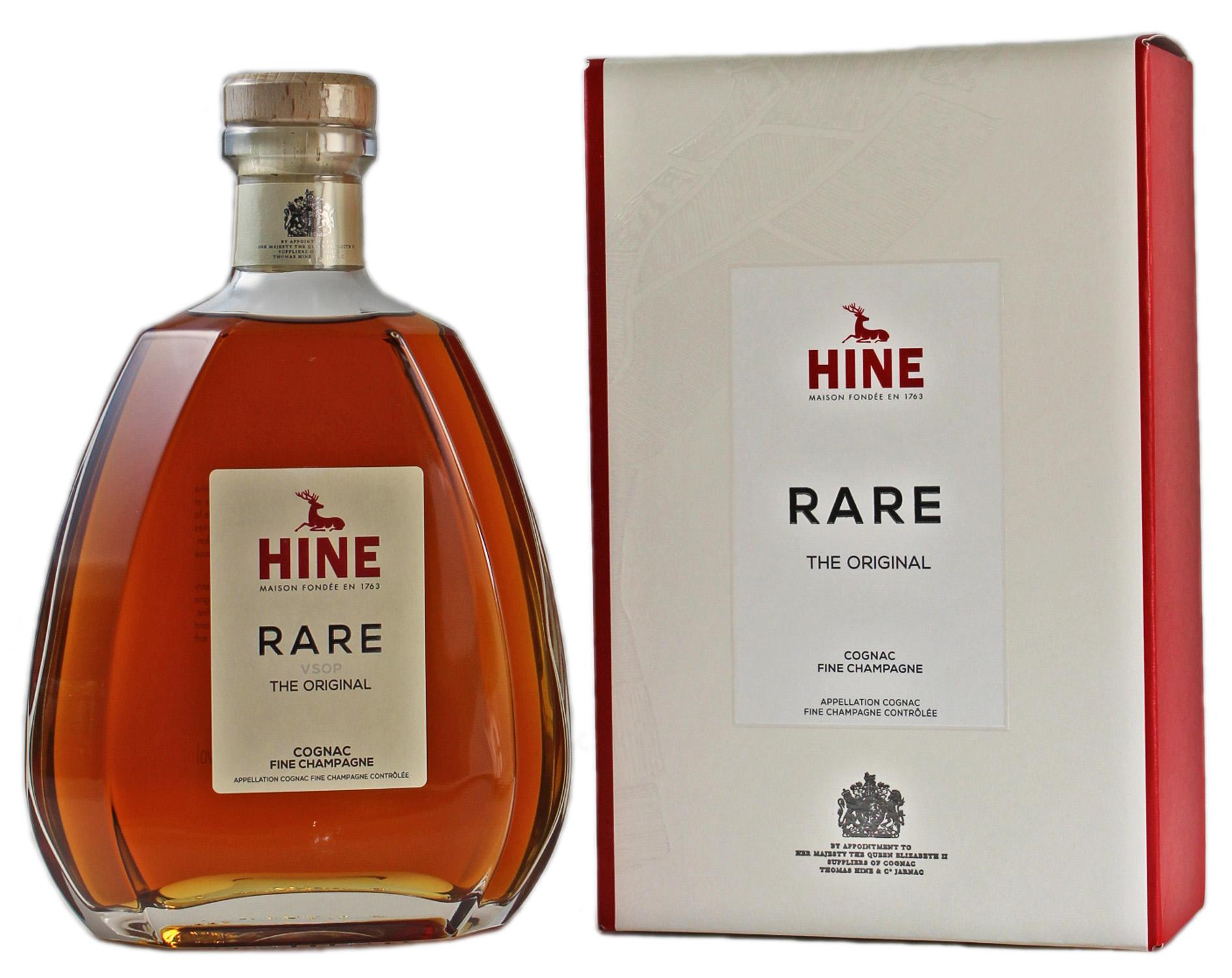 Hine - Rare VSOP - 40%  0,70 l