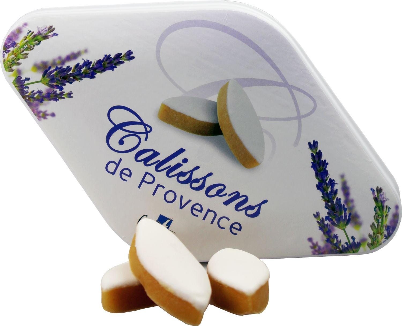 Calissons de Provence - Mandel-Melonen-Konfekt 220g - Maffren Confiseur, Frankreich