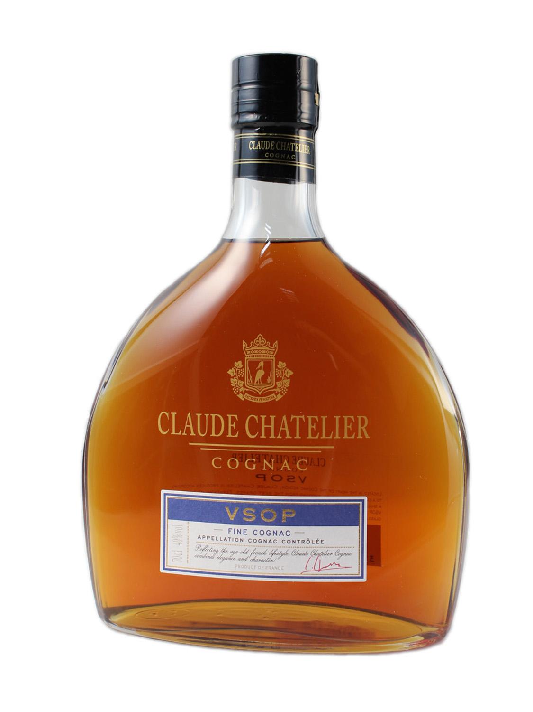 Claude Chatelier VSOP - Cognac - 40% Vol. 0,70 l