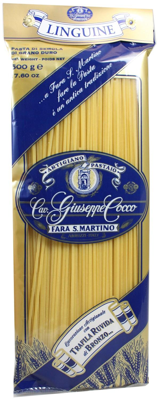 Linguine - flache Spaghetti 500 g - Guiseppe Cocco