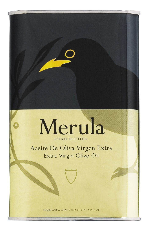 Merula Olivenöl - Dose  500 ml - Spanien